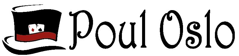 Poul-Oslo -Tryllekunstner